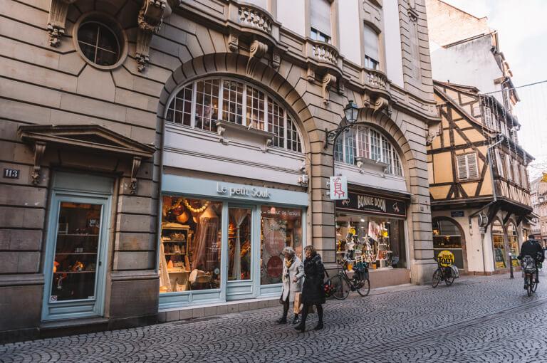 Strassburg Le Petit Souk Shop