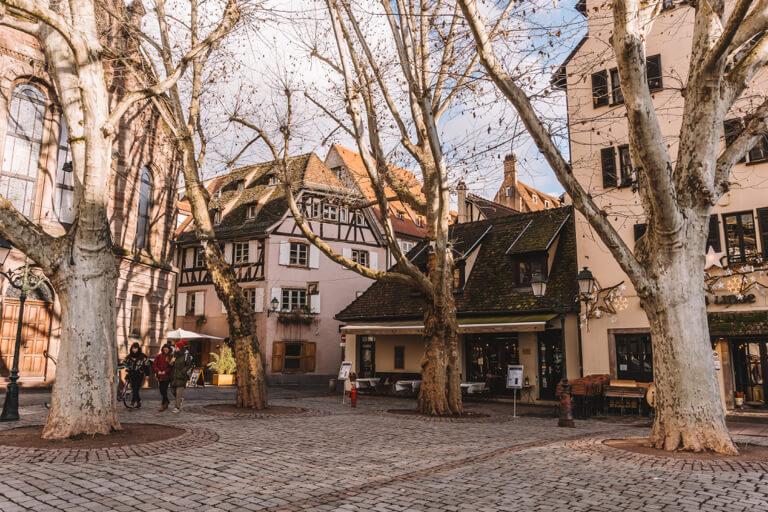Strassburg Sehenswuerdigkeiten Place Benjamin Zix