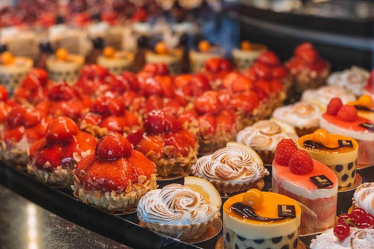 Cafe Luitpold Kuchen