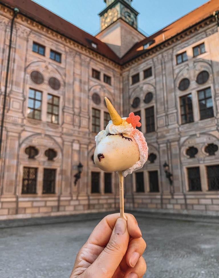 Cakepop Cafe Luitpold Muenchen