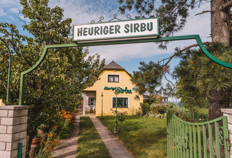 Heuriger Sirbu Nussdorf