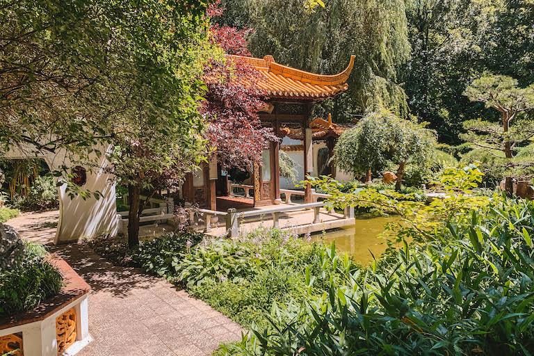 Muenchen Sehenswuerdigkeiten Chinesischer Garten