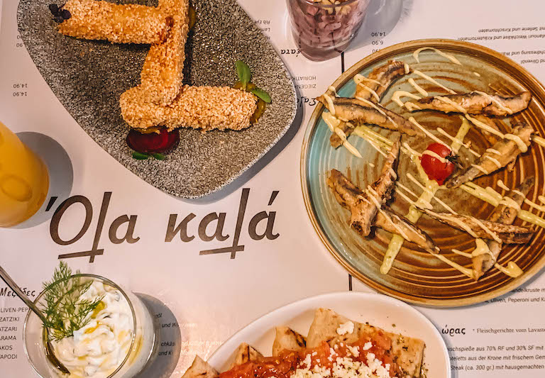 Ola Kala Restaurant Muenchen