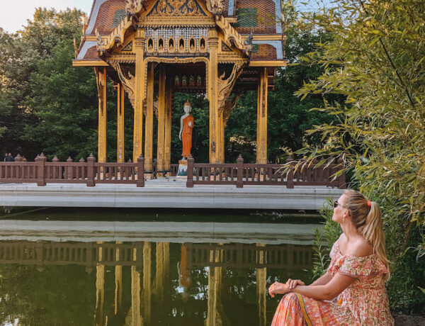 Westpark Pagode Muenchen