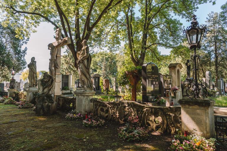 Wien Tipps Wiener Zentralfriedhof Ehrengraeber