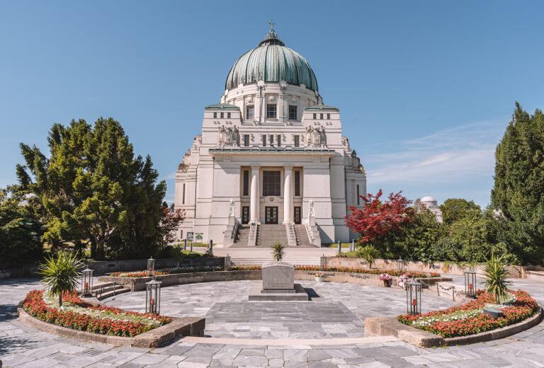 Wien Tipps Wiener Zentralfriedhof Kirche