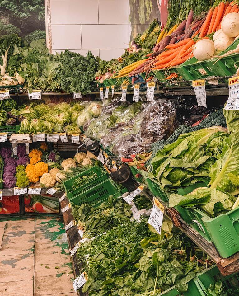 verdi Supermarkt Muenchen