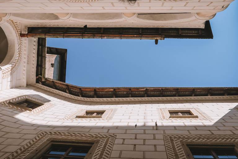 Architektur Burg Rapottenstein