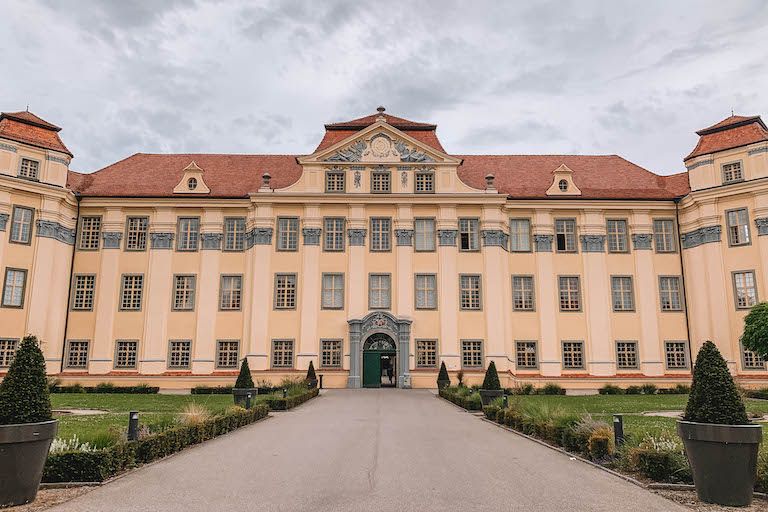 Ausflugsziele Bodensee Neues Schloss Tettnang
