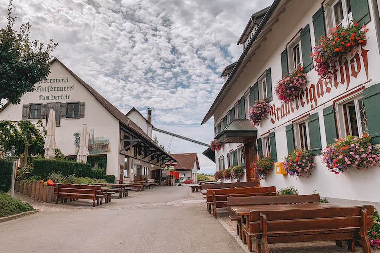 Brauereigasthof Schoere Tettnang
