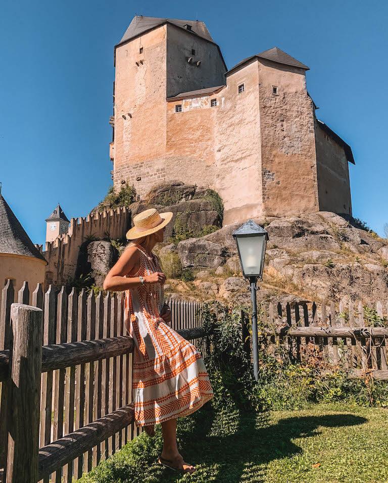 Burg Rapottenstein Niederoesterreich