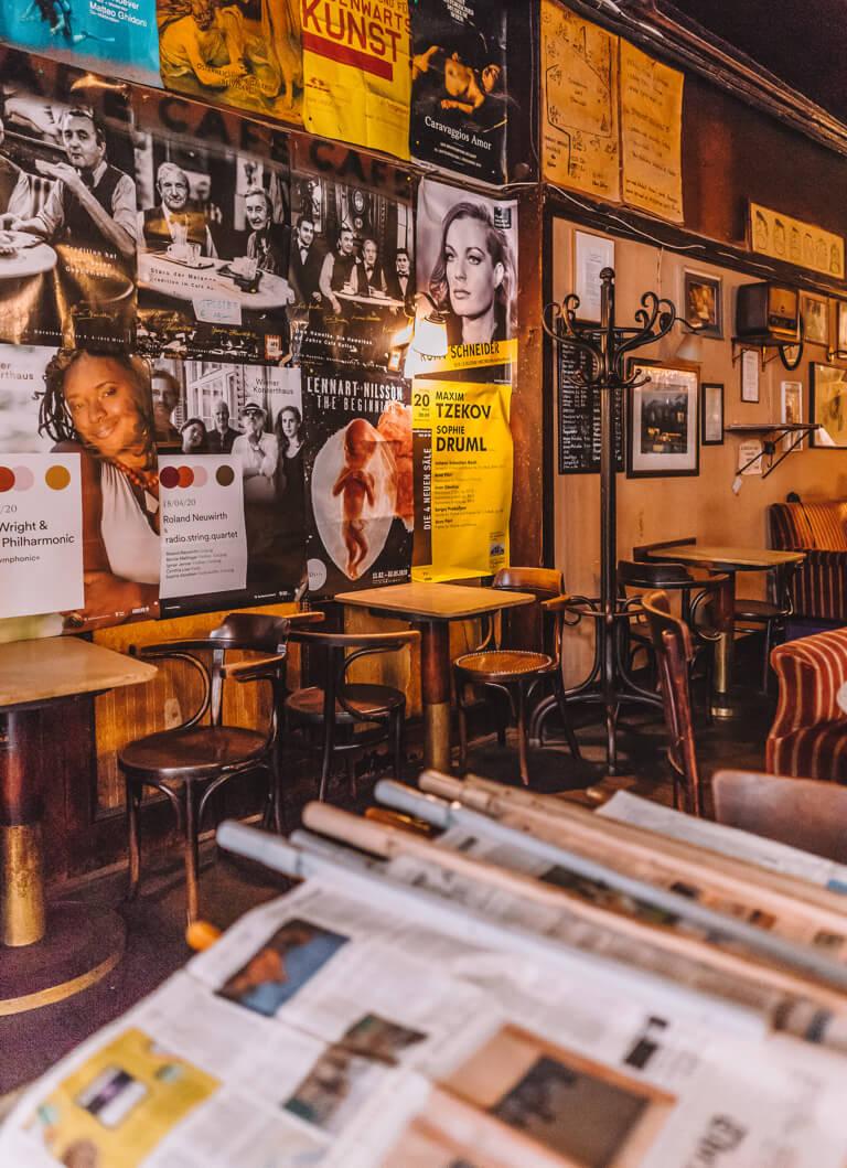 Cafe Hawelka Wien