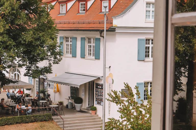 Cafe Schloss Aulendorf