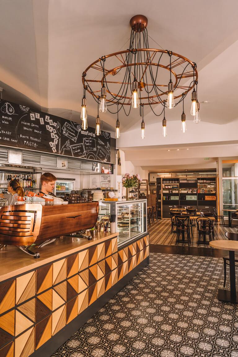 Cafe Telegraph Vienna Oesterreich