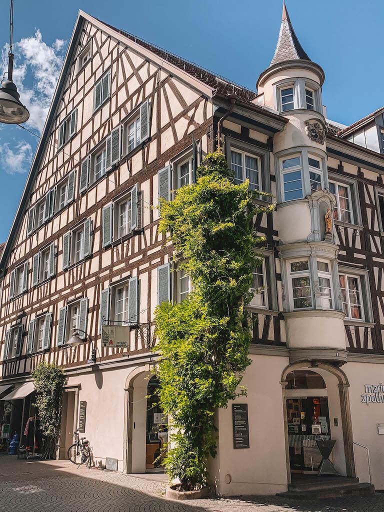 Fachwerkhaus Ravensburg