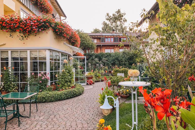 Garten Hotel Seeperle Langenargen