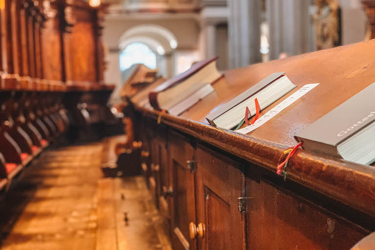 Gebet Stift Zwettl