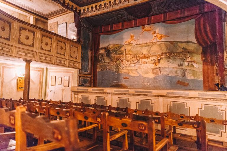 Historisches Stadttheater Grein