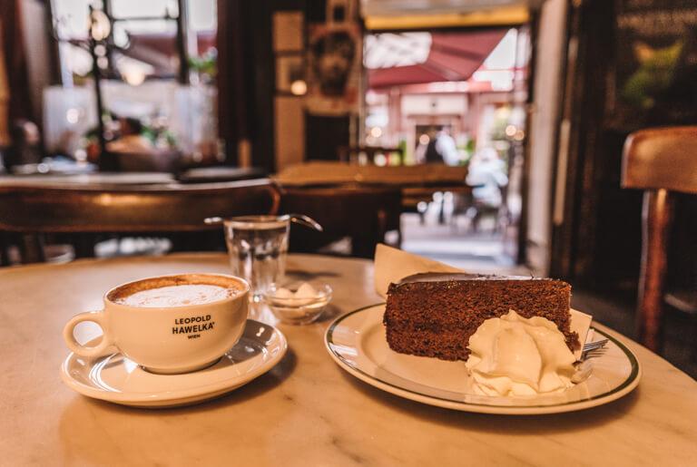 Kaffeehaus Wien Cafe Hawelka