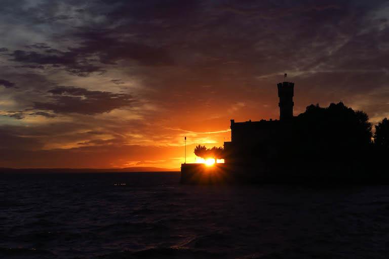 Langenargen Sonnenuntergang