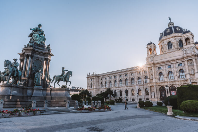 Museumsquartier Wien erster Bezirk