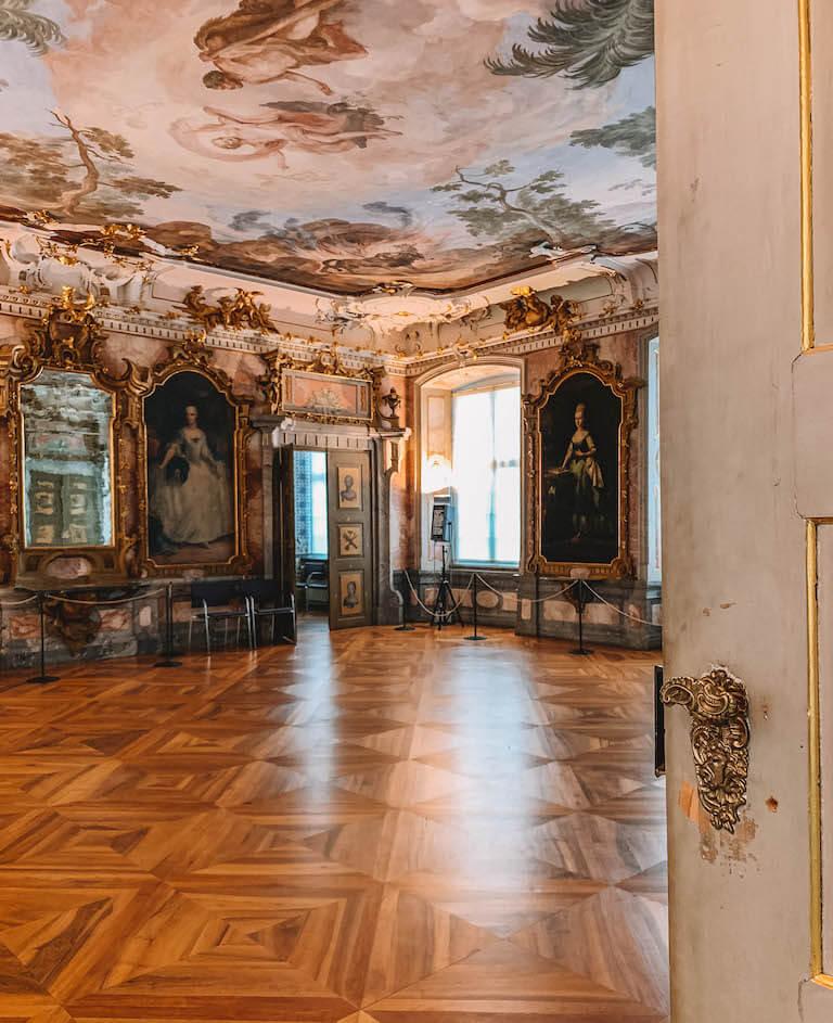 Neues Schloss Tettnang Bachussaal