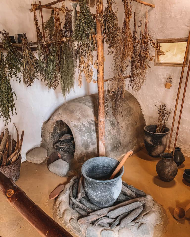 Pfahlbautenmuseum Langenargen Steinzeit