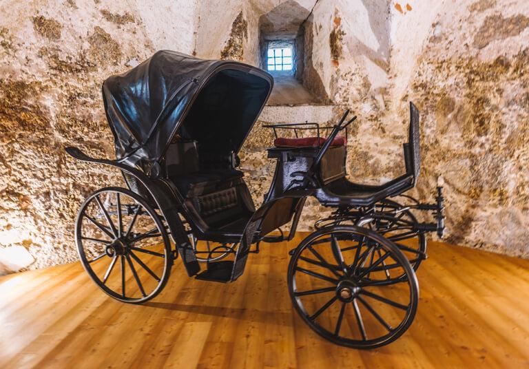Schloss Greinburg Kutsche