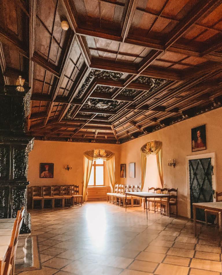 Schloss Ottenstein Fuehrung