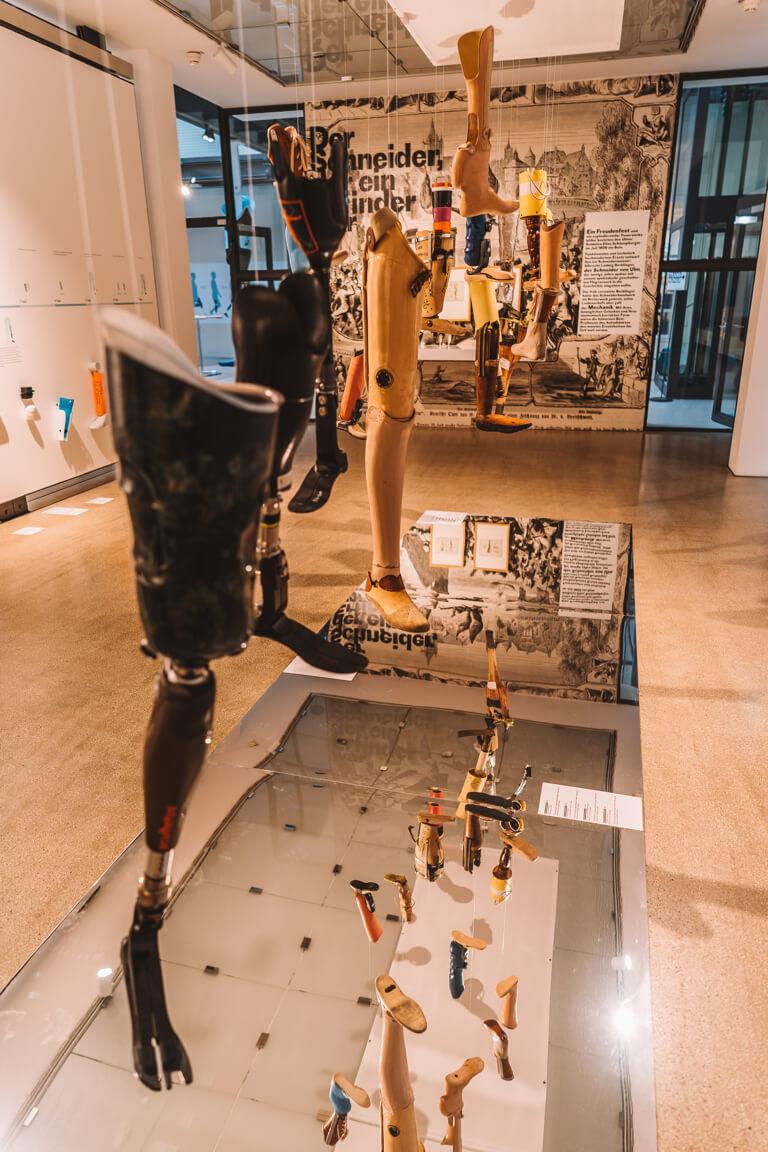 Ulm Sehenswuerdigkeiten Museum Transhuman
