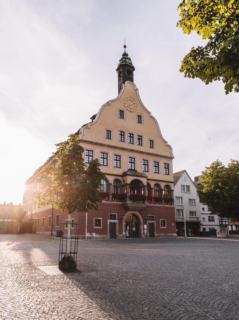 Ulm Sehenswuerdigkeiten Schwoerhaus
