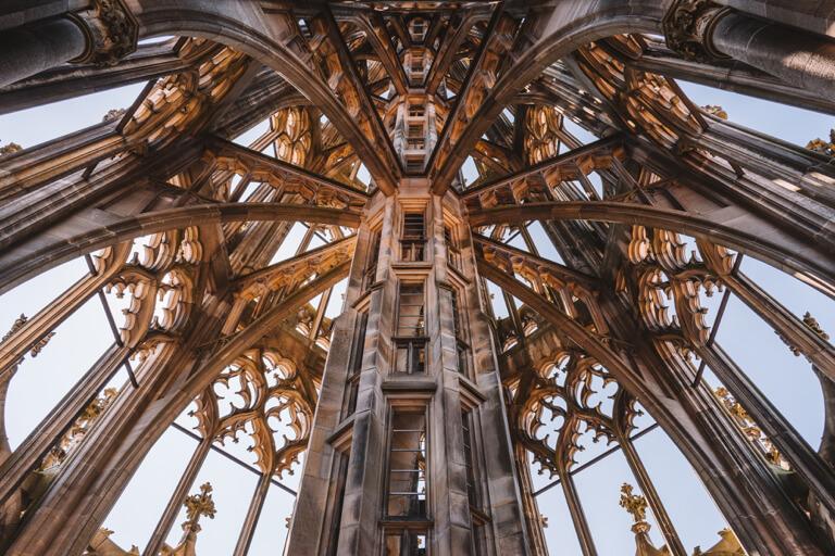 Ulmer Muenster Turm