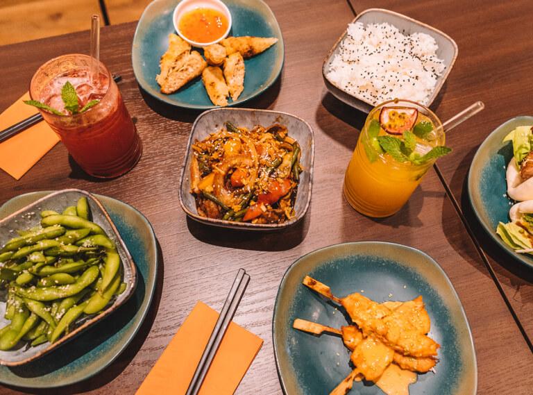 Vietnamesisches Restaurant