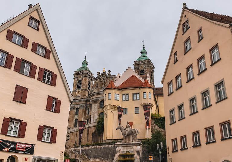 Weingarten Innenstadt