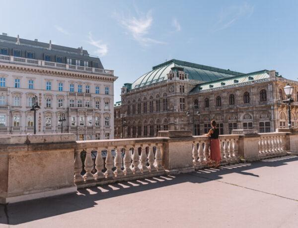 Wien Sehenswuerdigkeiten Albertina