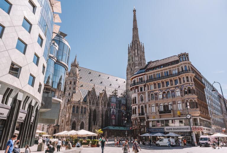 Wien Sehenswuerdigkeiten Stephansdom