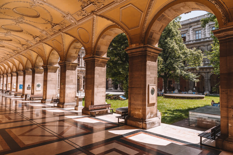 Wien Sehenswuerdigkeiten Universitaet