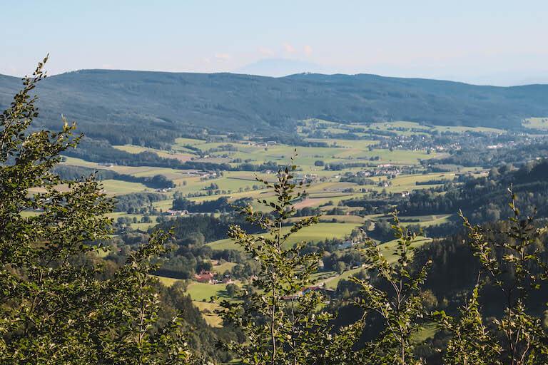 Yspertal Waldviertel