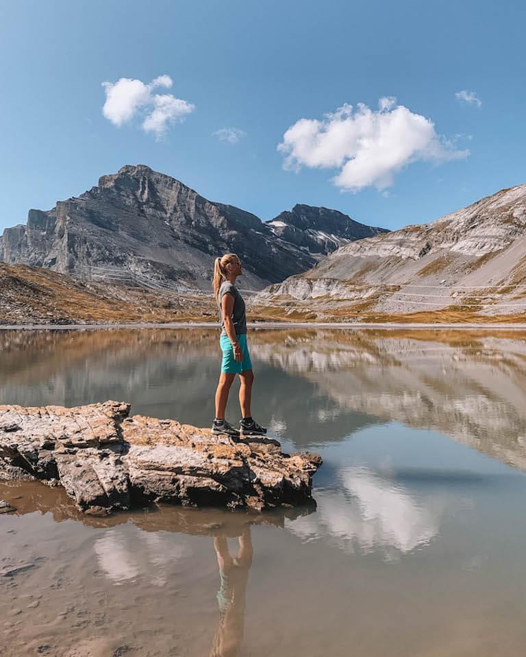 Ausflugsziele Schweiz Daubensee Leukerbad