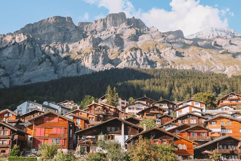 Ausflugsziele Schweiz Leukerbad