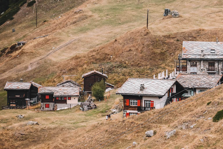 Chez Vroni Zermatt Wallis