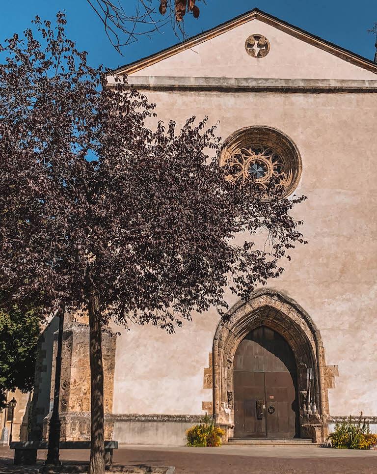 Kirche Sion