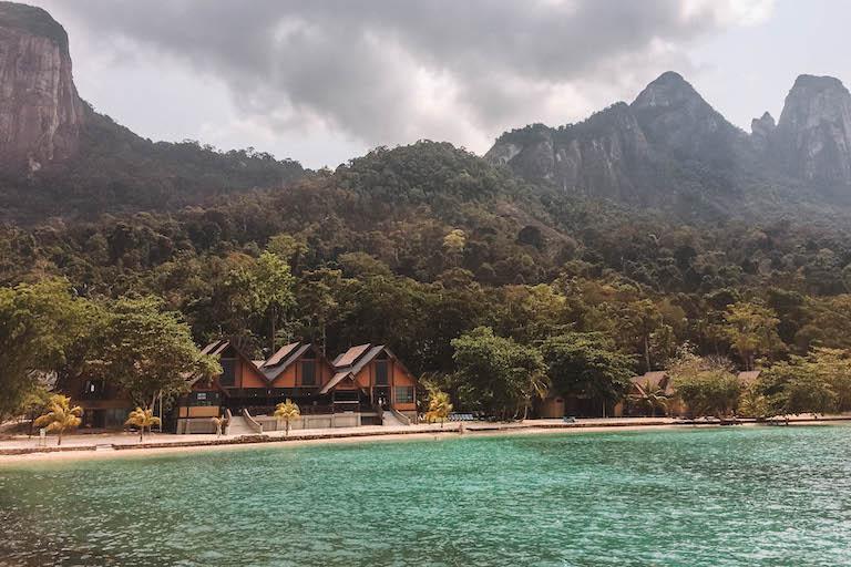 Malaysia Sehenswuerdigkeiten Tioman Island