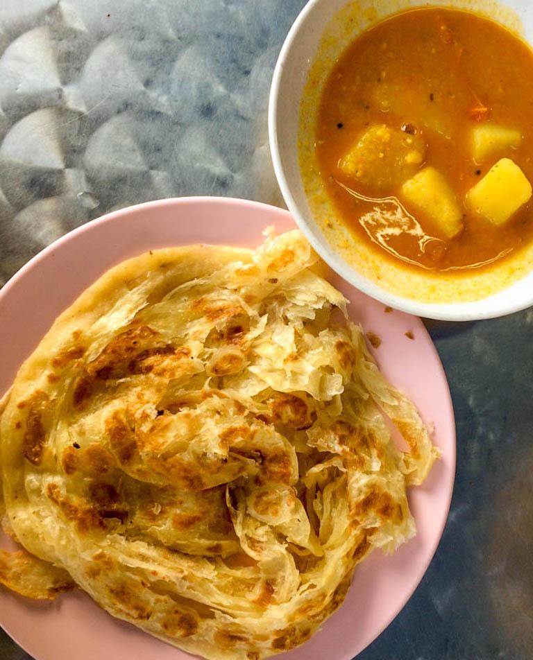 Roti Cameron Highlands Malaysia