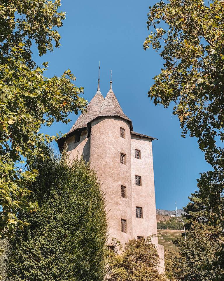 Sion Hexenturm