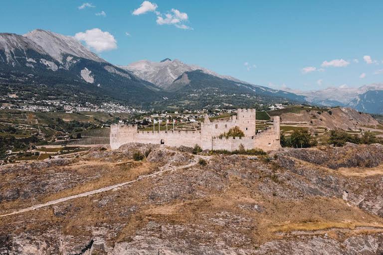 Sion Schloss Tourbillon