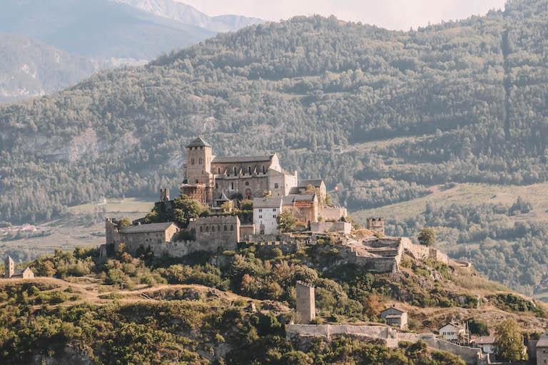 Sion Schloss Valere