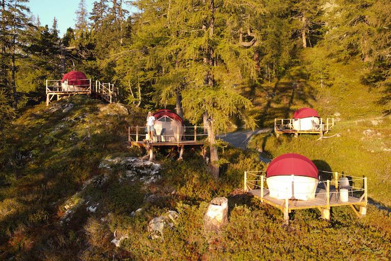 Verticalp Camp Emosson