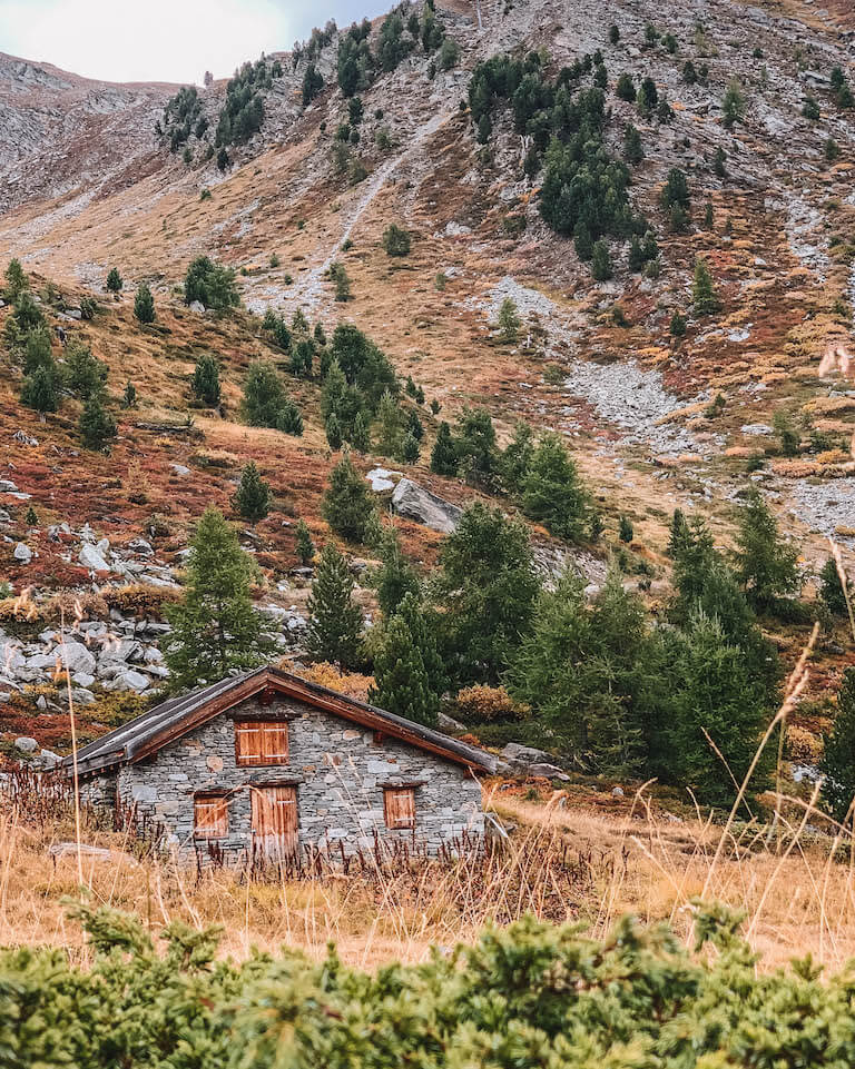 Wandern Wallis Zermatt