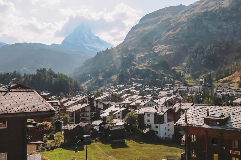 Zermatt Wallis